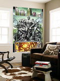 War of Kings: Warriors No.2: Black Bolt Wall Mural by Adriana Melo
