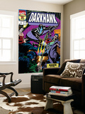 War Of Kings: Darkhawk 1 Cover: Darkhawk Wall Mural by Mike Manley
