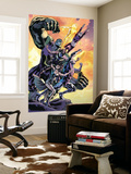 Fantastic Force 1 Cover: Wolverine and Hulk Wall Mural by Bryan Hitch