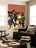 Marvel Adventures Avengers No.22 Cover: Wolverine Wall Mural by Leonard Kirk