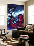The Mighty Avengers No.16 Cover: Daredevil and Elektra Wall Mural