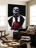 Daredevil Noir No.4 Cover: Daredevil and Kingpin Wall Mural by Tomm Coker