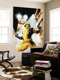 Wolverine Origins No.42 Cover: Wolverine Wall Mural by Doug Braithwaite