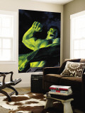 NightMerica No.5 Cover: Hulk Wall Mural