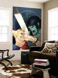 Incredible Hulk No.605 Cover: Skaar and Tyrannus Wall Mural by Ariel Olivetti