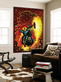 Ghost Rider 15 Cover: Ghost Rider Wall Mural