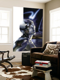Ultimate Fantastic Four No.43 Headshot: Silver Surfer Wall Mural by Pasqual Ferry