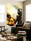 Wolverine No.60 Cover: Wolverine Wall Mural