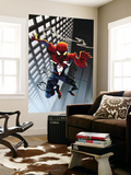Amazing Spider-Man Family No.8 Cover: Spider-Man Wall Mural by Nuno Plati