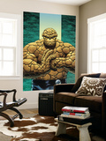 The Thing No.1 Cover: Thing Wall Mural by Andrea Di Vito
