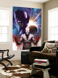 Son of Hulk 16 Cover: Hiro-Kala and Galactus Wall Mural