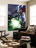 Thor No.605 Cover: Dr. Doom and Thor Wall Mural by Billy Tan