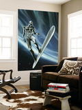 Silver Surfer No.8 Cover: Silver Surfer Wall Mural
