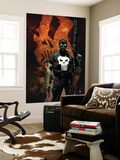 Punisher No.57 Cover: Punisher Wall Mural