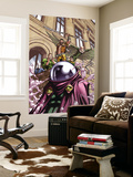 Doctor Doom And The Masters Of Evil 1 Group: Doctor Octopus Wall Mural by Patrick Scherberger