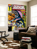 War Of Kings: Darkhawk No.2 Cover: Darkhawk, Hobgoblin and Spider-Man Wall Mural by Mike Manley