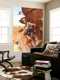 Amazing Fantasy 5 Cover: Arana Wall Mural by Mark Brooks