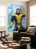 X-Men: First Class Finals No.3 Cover: Cyclops Wall Mural by Roger Cruz