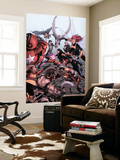 Dark Avengers/Uncanny X-Men: Exodus No.1 Cover: Colossus Wall Mural by Steve MCNiven