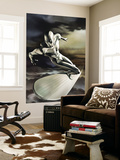 Silver Surfer 5 Cover: Silver Surfer Reproduction murale géante