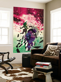 S.W.O.R.D. No.4 Cover: Beast and Agent Abigail Brand Wall Mural by Mike Del Mundo
