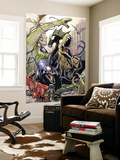 Cable & Deadpool 49 Group: Marvel Universe Wall Mural by Reilly Brown