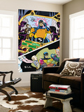 The Age Of The Sentry 5 Cover: Sentry Wall Mural by Dave Bullock