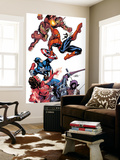 Marvel Knights Spider-Man No.2 Cover: Spider-Man Wall Mural by Terry Dodson