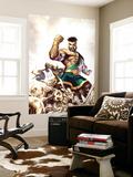 Incredible Hercules No.140 Cover: Hercules, Wolverine and Spider-Man Wall Mural