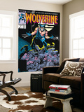 Wolverine No.1 Cover: Wolverine Wall Mural by John Buscema