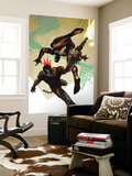 Blade 10 Cover: Blade and Spider-Man Wall Mural