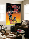 Wonder Man No.3 Cover: Wonder Man and Ladykiller Wall Mural by Andrew Currie