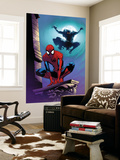 Ultimate Spider-Man No.112 Cover: Spider-Man and Green Goblin Wall Mural by Stuart Immonen