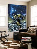 Thanos No.4 Cover: Thanos Wall Mural by Jim Starlin