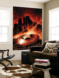 Captain America No.8 Cover: Captain America Wall Mural by Steve Epting