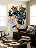 Secret Invasion: X-Men No.1 Cover: X-23 and Emma Frost Wall Mural by Terry Dodson