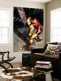 Marvel Adventures Iron Man No.10 Cover: Iron Man Wall Mural by Sean Murphy