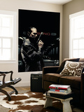 Punisher No.5 Cover: Punisher Wall Mural by Tim Bradstreet