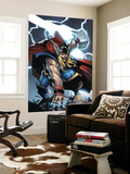 Avengers: The Initiative No.21 Cover: Thor Wall Mural by Humberto Ramos