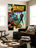 Avengers West Coast No.47 Cover: Scarlet Witch, Captain America and She-Hulk Wall Mural by John Byrne