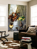 Marvels: Eye Of The Camera 4 Cover: Iron Man, Thor and Vision Wall Mural by Jay Anacleto
