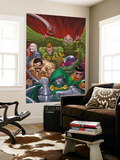Doctor Doom And The Masters Of Evil 1 Cover: Dr. Doom Wall Mural by Roger Cruz