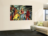 New Avengers No.59 Group: Doctor Voodoo Wall Mural by Stuart Immonen