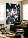 Thunderbolts No.134 Cover: Songbird Wall Mural by Francesco Mattina