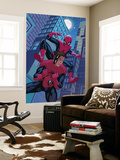 Mike McKone - The Amazing Spider-Man No.562 Cover: Spider-Man, Peter Parker Nástěnný výjev