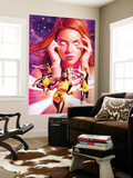 X-Men Origins: Jean Grey No.1 Cover: Grey, Jean, Marvel Girl, Cyclops and Beast Wall Mural by Mike Mayhew