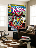 Uncanny X-Men No.129 Cover: Wolverine, Colossus, Storm and X-Men Wall Mural by John Byrne