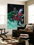 Free Comic Book Day No.1 Cover: Spider-Man, Iron Man and Hulk Wall Mural by David Nakayama
