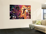 Avengers Finale 1 Group: Thor Wall Mural by Gary Frank