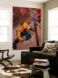 Marvel Knights 4 No.4 Cover: Thing Wall Mural by Valentine De Landro